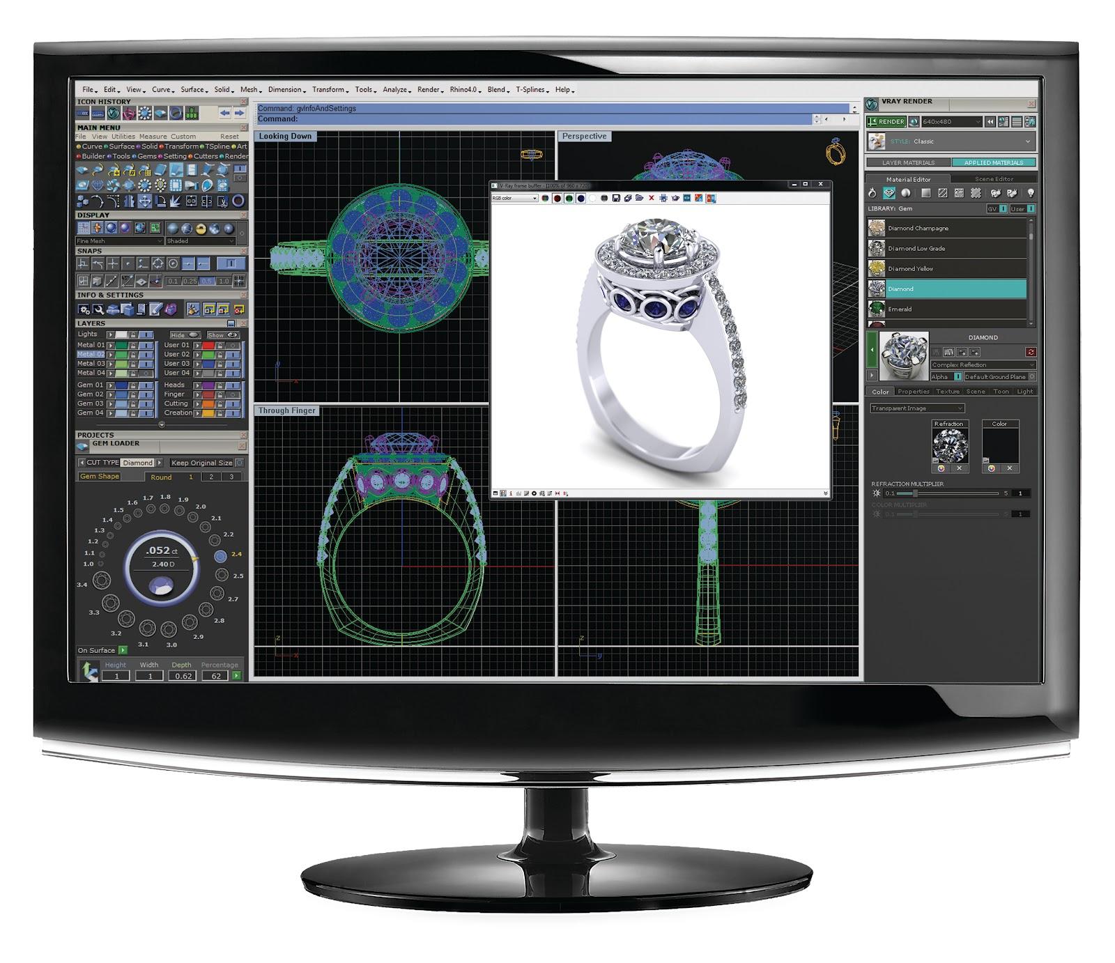 Custom Jewelery Design