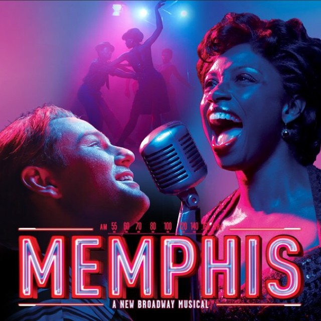 AO's #netflixrecommendation In honor of the #TonyAwards I recommend Memphis with new Tony winner, James Monroe Iglehart