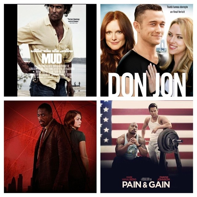 Marty's #NetflixRecommendation Mud, #DonJon #PainandGain and #Luther
