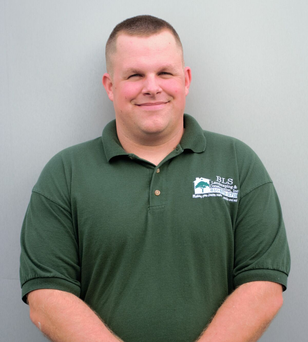 Avery Lesher - Construction Manager   Avery has been an integral part of the BLS team since the Spring of 2012. A Berks County native, Avery currently lives in Spring Township with his wife Kelsey, daughter Eva and black lab Gunner. In his free time, Avery enjoys hunting, fishing, and volunteering at the Western Berks Fire Department where is he a Deputy Chief.