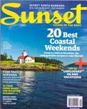 Sunset Magazine  September 2010