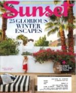 January 2016 Sunset Magazine