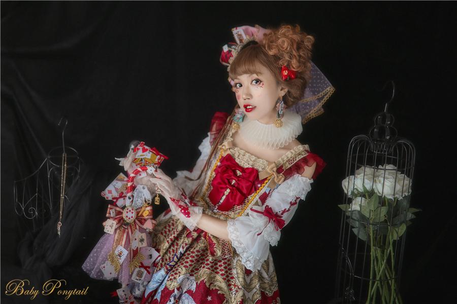 Baby Ponytail_Circus Princess_Red JSK_Kaka_04.jpg