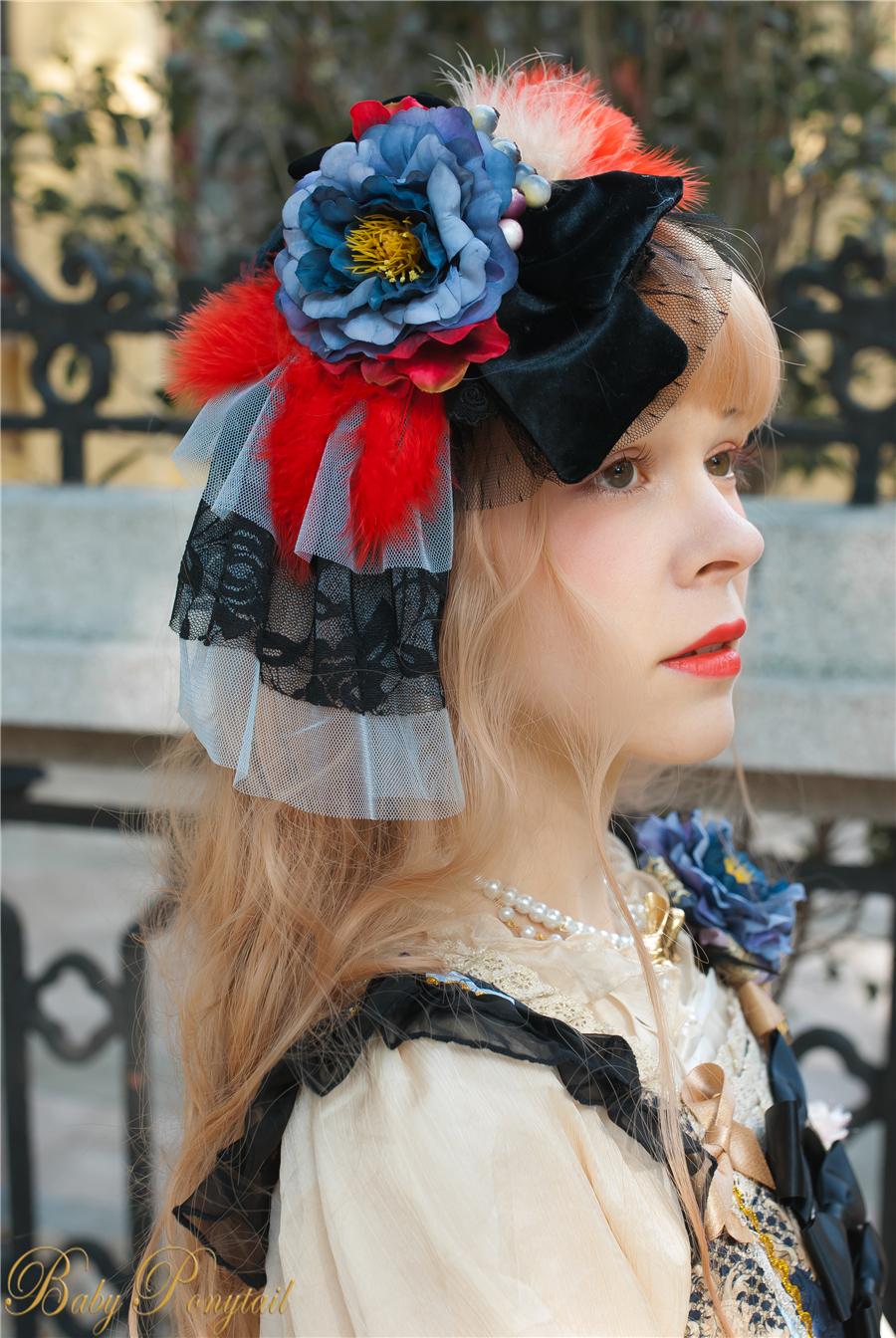 Baby Ponytail_Circus Princess_Black JSK_Claudia_13.jpg