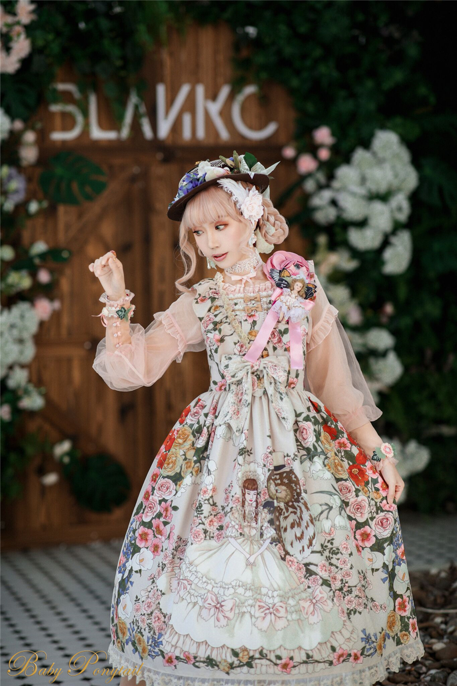 Polly's Garden of Dreams_Model Photo_Ivory JSK_Kaka_16.jpg