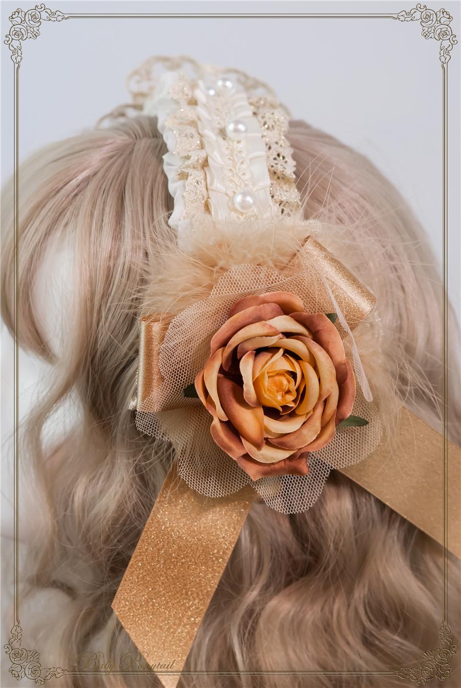 Baby Ponytail_Stock photo_Circus Princess_Rose Head Dress Golden_02.jpg