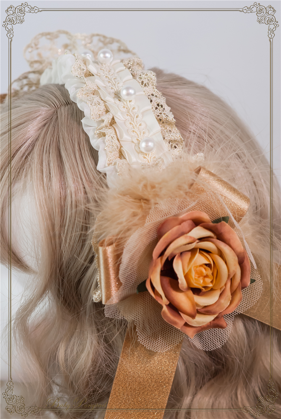 Baby Ponytail_Stock photo_Circus Princess_Rose Head Dress Golden_01.jpg
