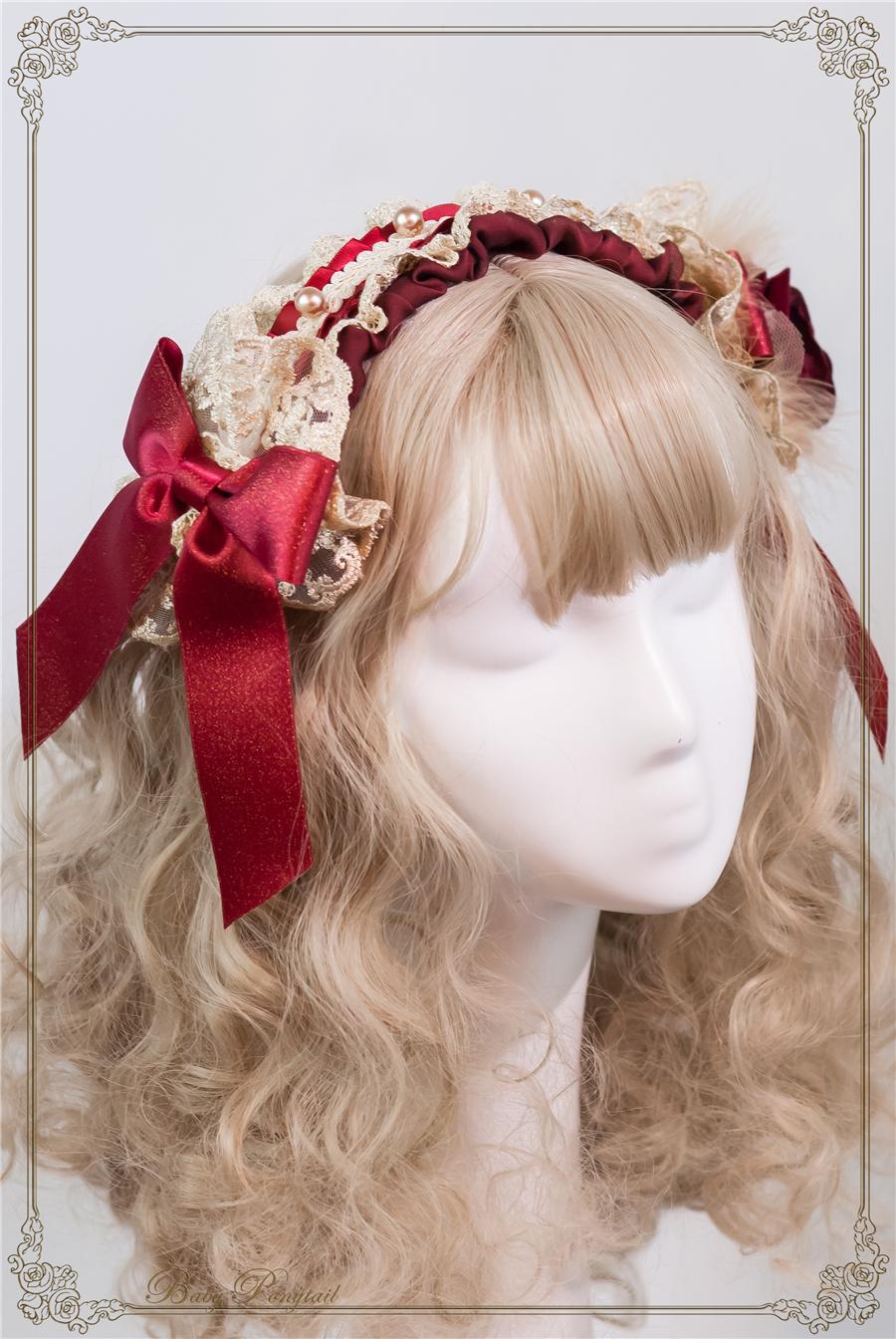 Baby Ponytail_Stock photo_Circus Princess_Rose Head Dress Red_01.jpg