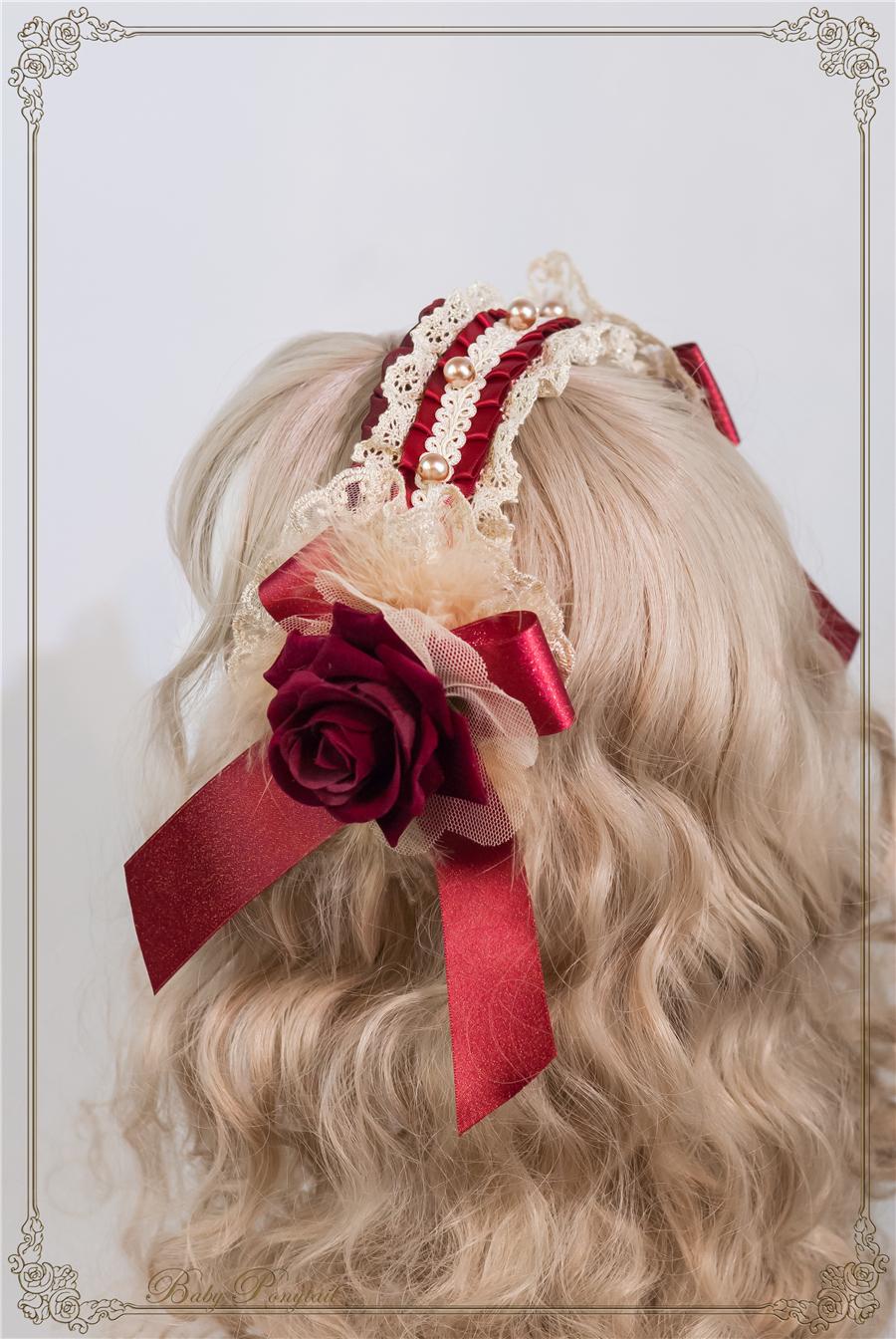 Baby Ponytail_Stock photo_Circus Princess_Rose Head Dress Red_03.jpg