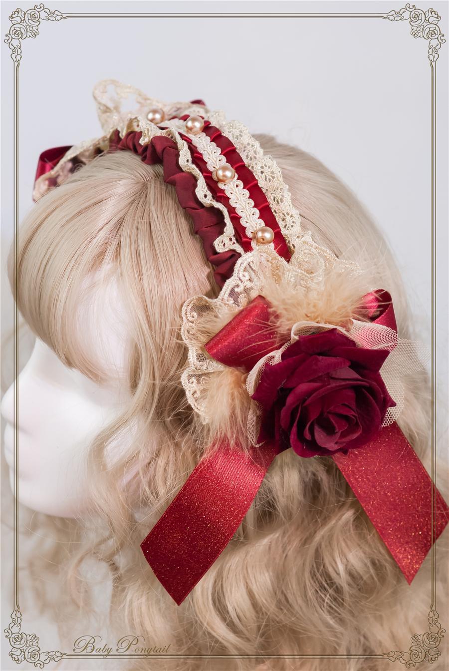 Baby Ponytail_Stock photo_Circus Princess_Rose Head Dress Red_04.jpg