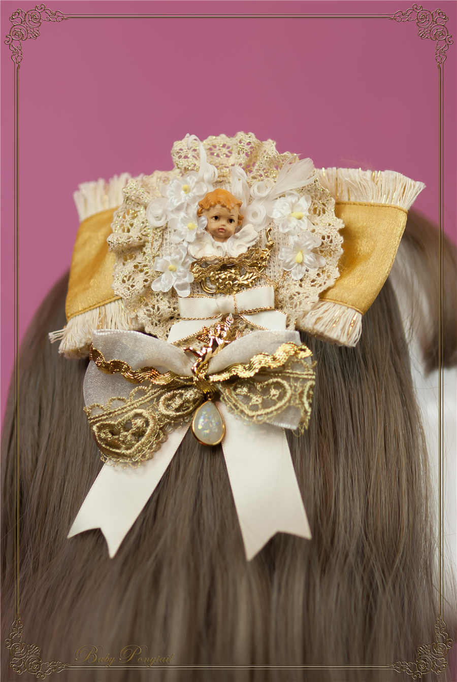 Baby Ponytail_Stock photo_Circus Princess_Angel Brooch_Yellow_ 02.jpg