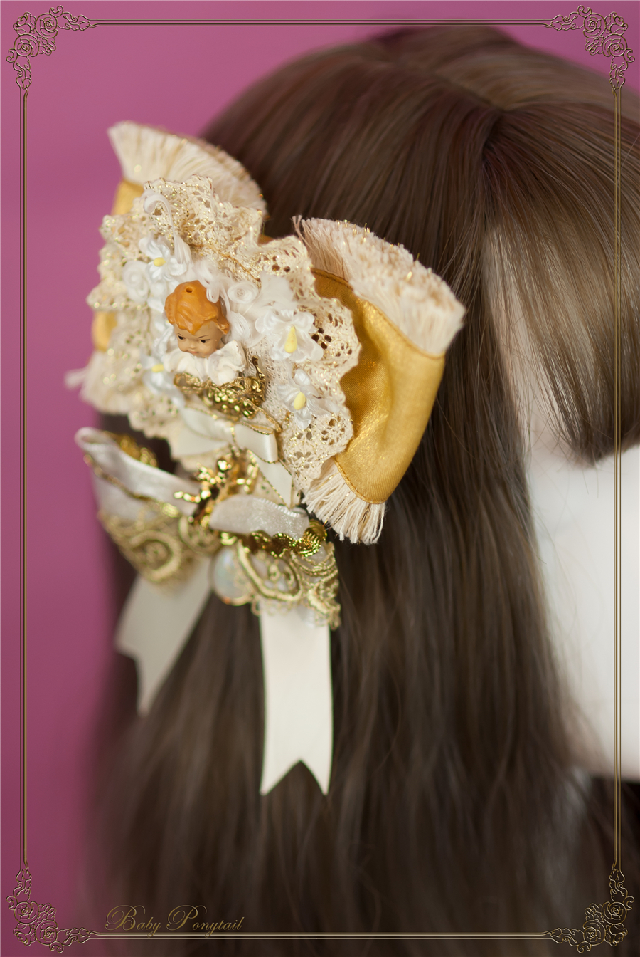 Baby Ponytail_Stock photo_Circus Princess_Angel Brooch_Yellow_ 04.jpg