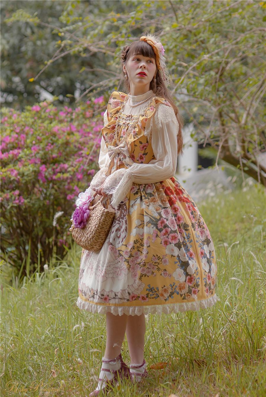 Baby Ponytail_Model Photo_Polly's Garden of Dreams_JSK Yellow_Claudia_4.jpg