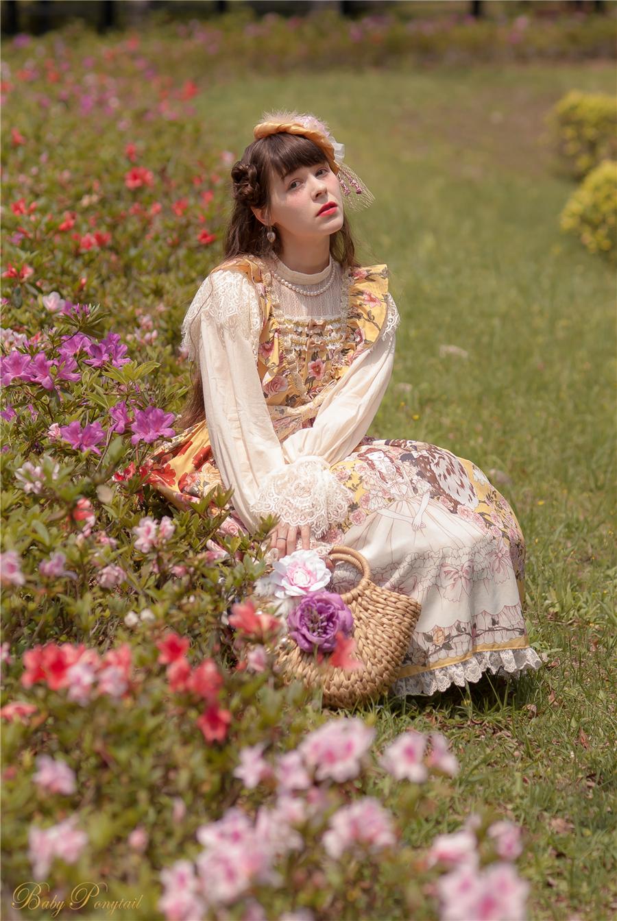 Baby Ponytail_Model Photo_Polly's Garden of Dreams_JSK Yellow_Claudia_5.jpg