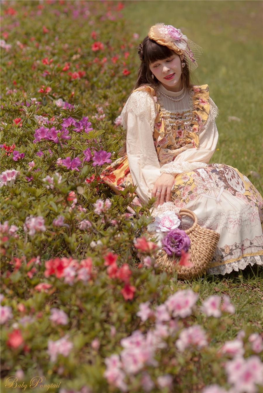 Baby Ponytail_Model Photo_Polly's Garden of Dreams_JSK Yellow_Claudia_6.jpg