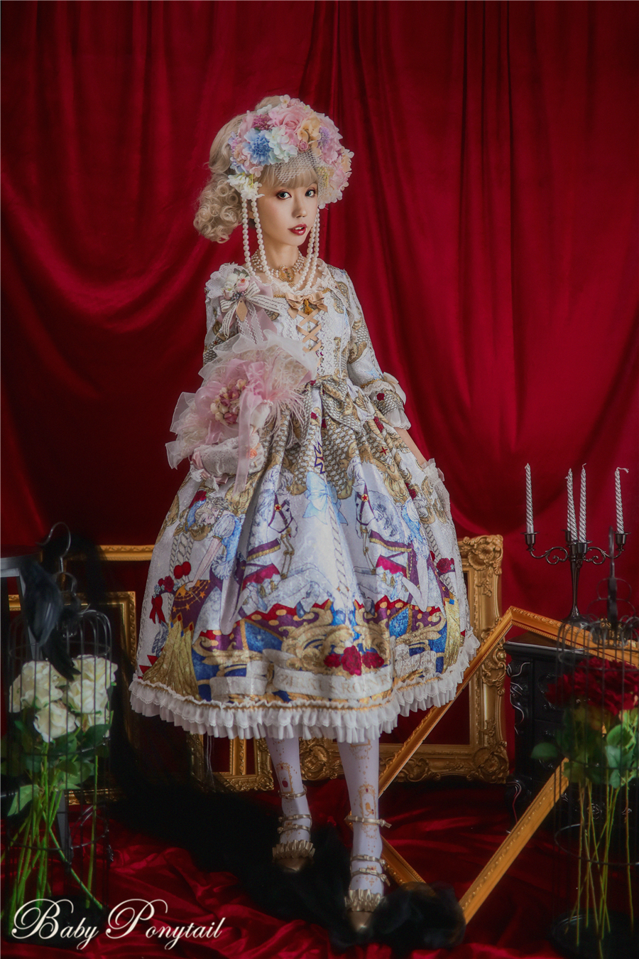Baby Ponytail_Circus Princess_Silver OP_Kaka_05.jpg