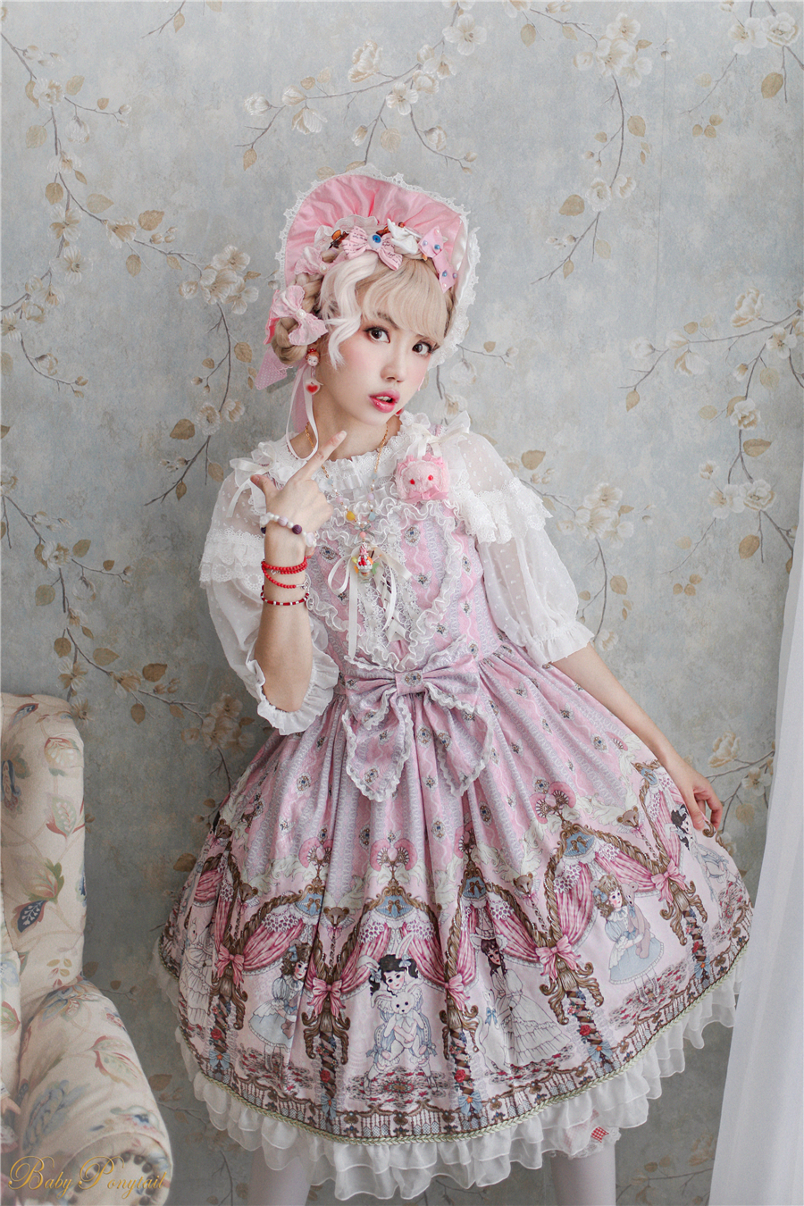 BabyPonytail_Model Photo_My Favorite Companion_JSK Pink_Kaka_07.jpg