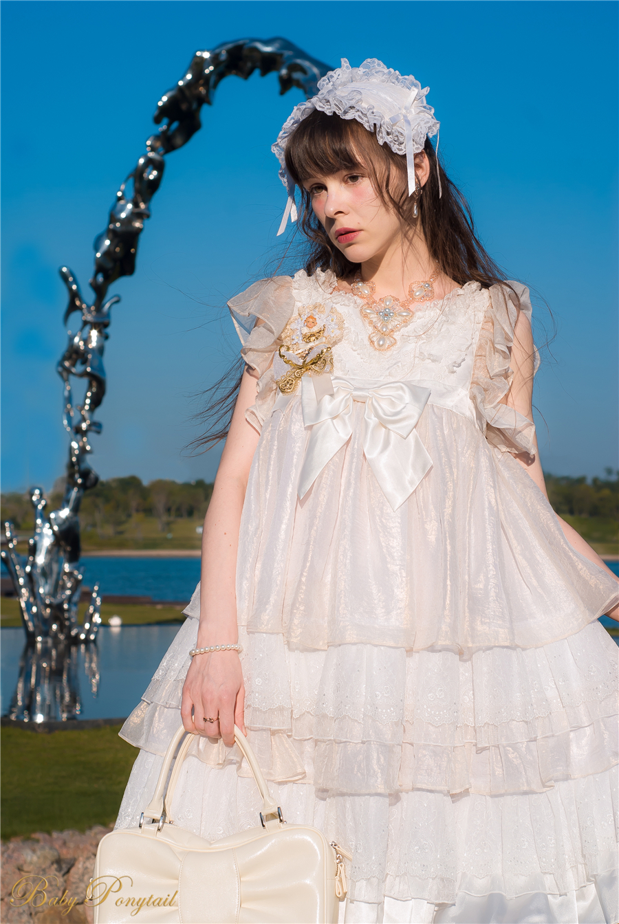 BabyPonytail_modelclaudia_Present Angel White JSK park02.jpg