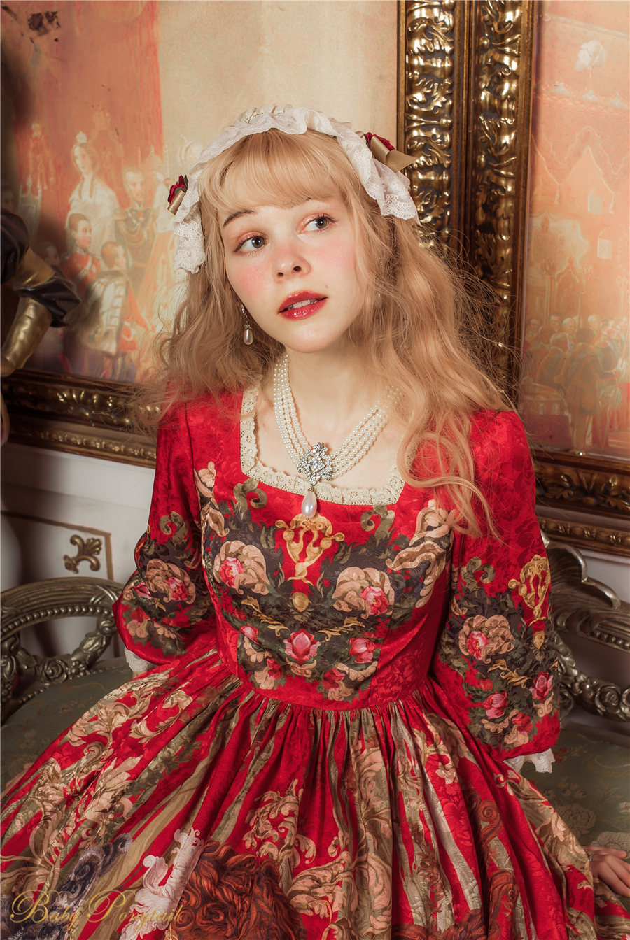 BabyPonytail_Rose Battle_Model Photo_OP Red studio_Claudia_02.jpg