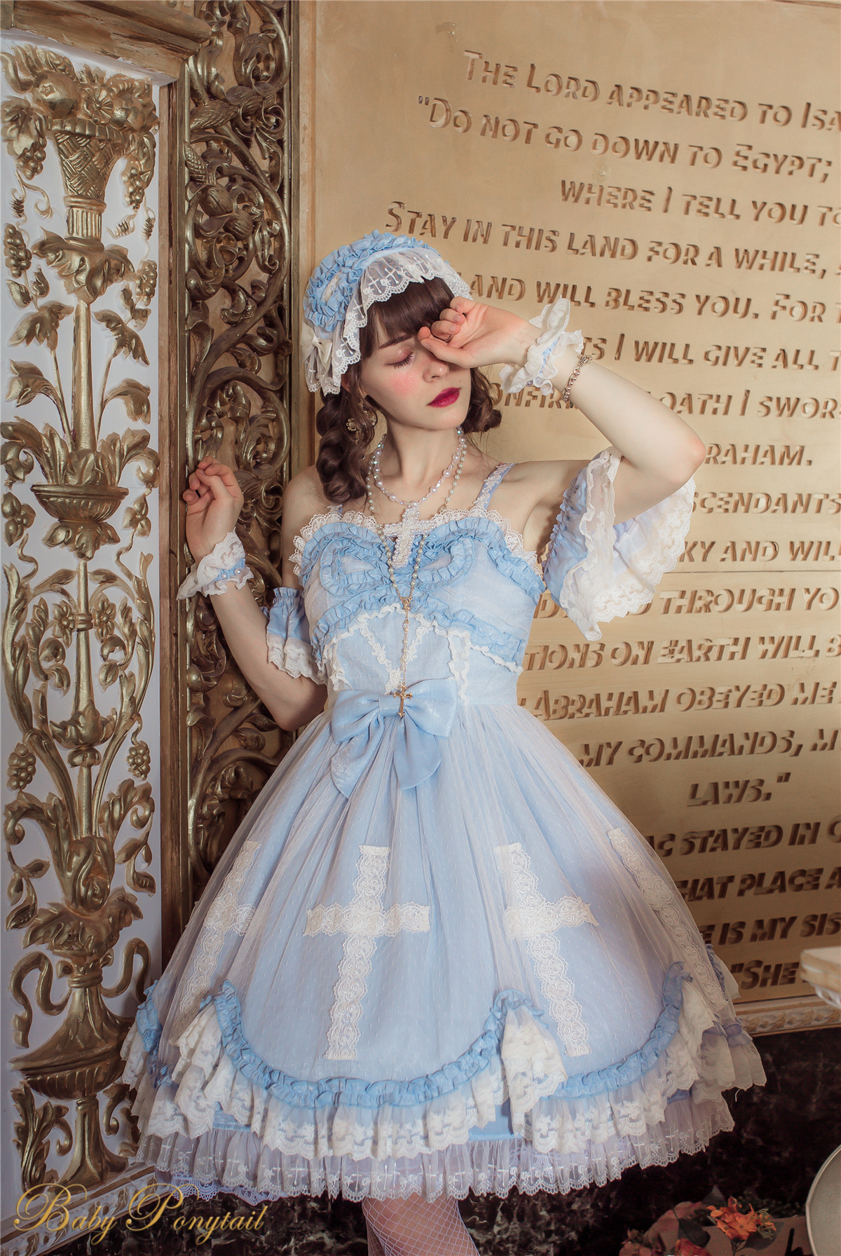 Babyponytail_Heavenly Teardrops_Model photo_JSK_Sax_Claudia_indoor_01.jpg