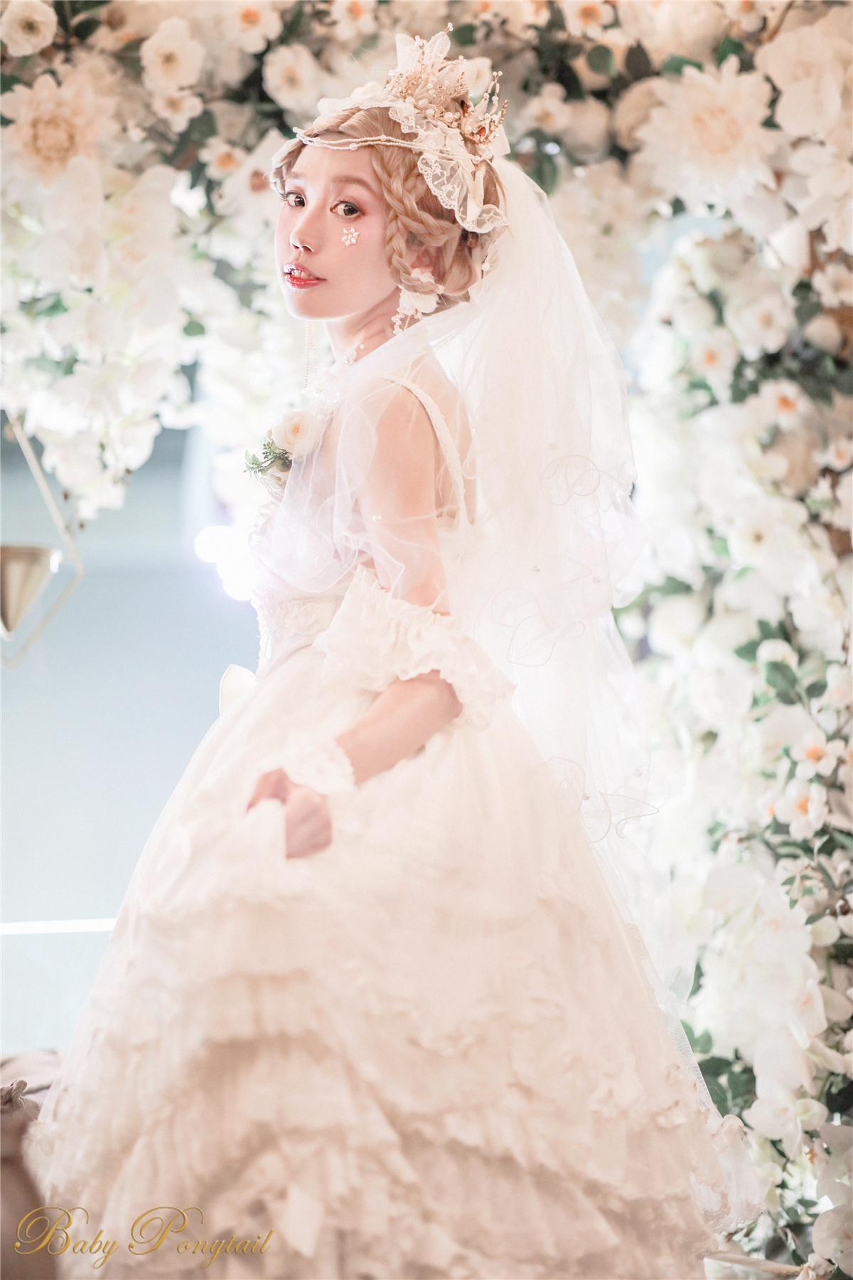Babyponytail_Heavenly Teardrops_Model photo_JSK white_kaka_06.jpg