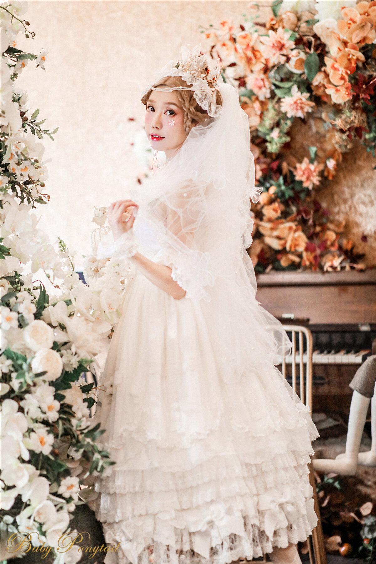 Babyponytail_Heavenly Teardrops_Model photo_JSK white_kaka_02.jpg