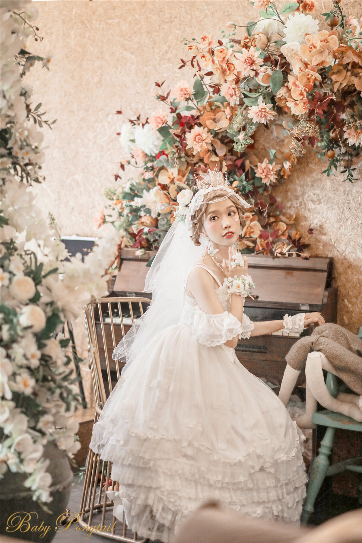 Babyponytail_Heavenly Teardrops_Model photo_JSK white_kaka_09.jpg