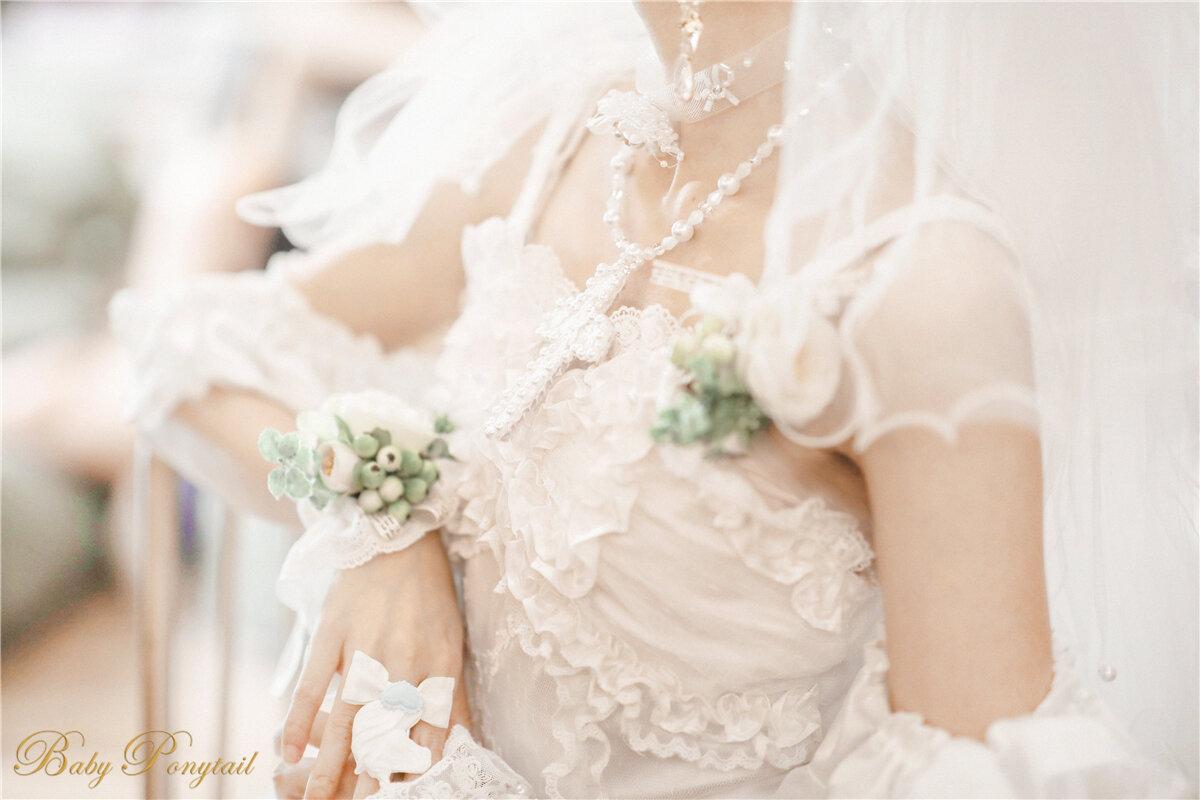 Babyponytail_Heavenly Teardrops_Model photo_JSK white_kaka_15.jpg
