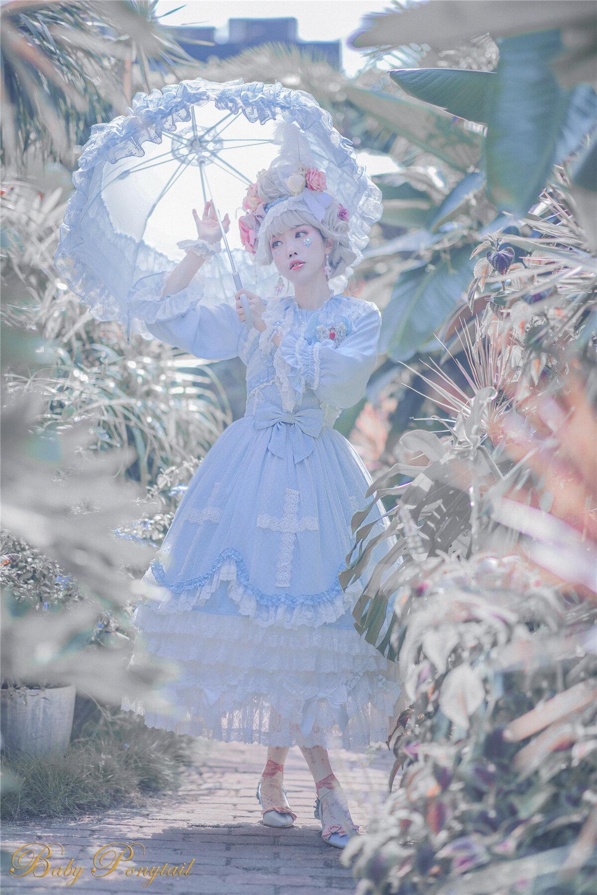 Babyponytail_Heavenly Teardrops_Model photo_JSK SAX_KAKA_03.jpg
