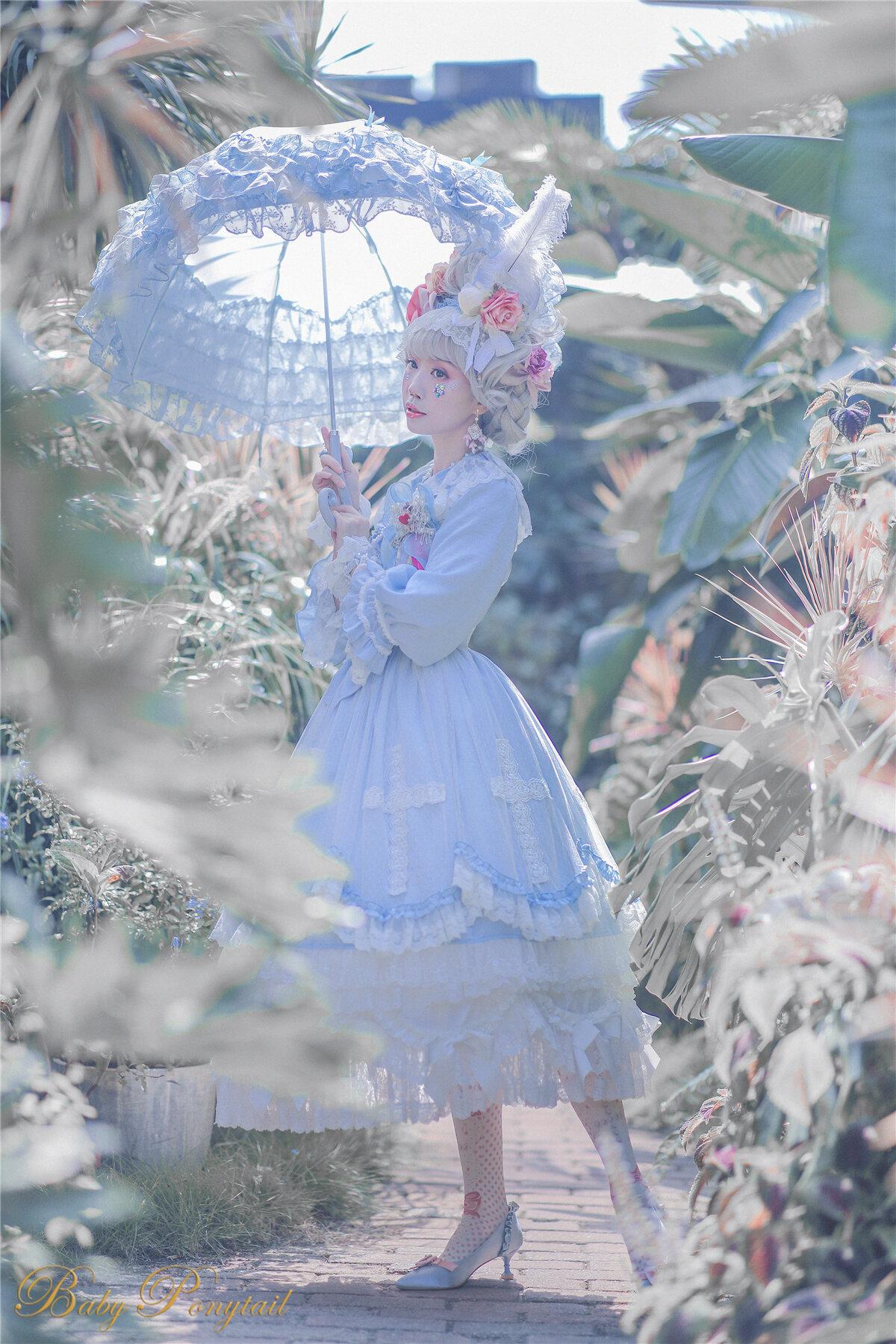 Babyponytail_Heavenly Teardrops_Model photo_JSK SAX_KAKA_04.jpg