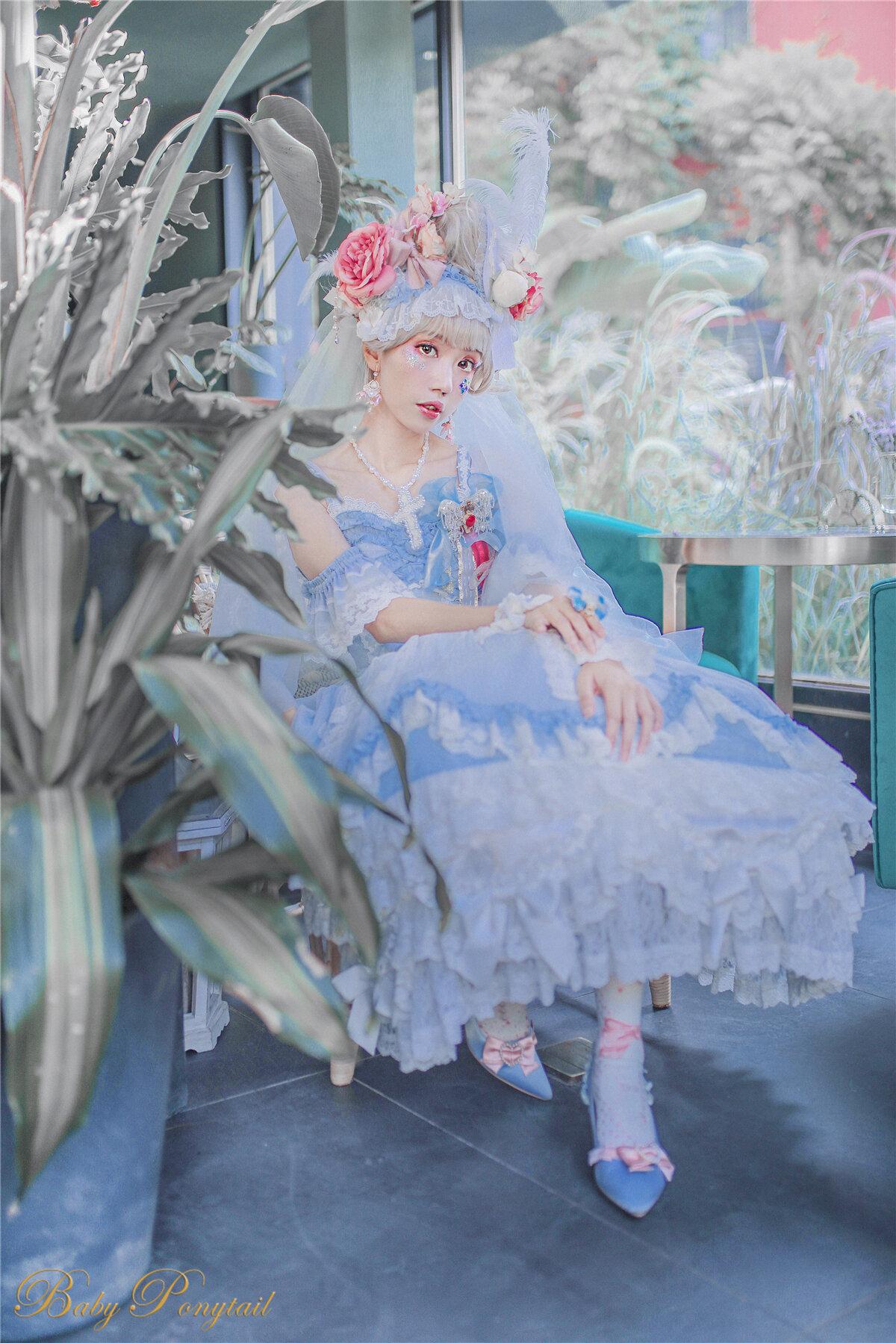 Babyponytail_Heavenly Teardrops_Model photo_JSK SAX_KAKA_20.jpg
