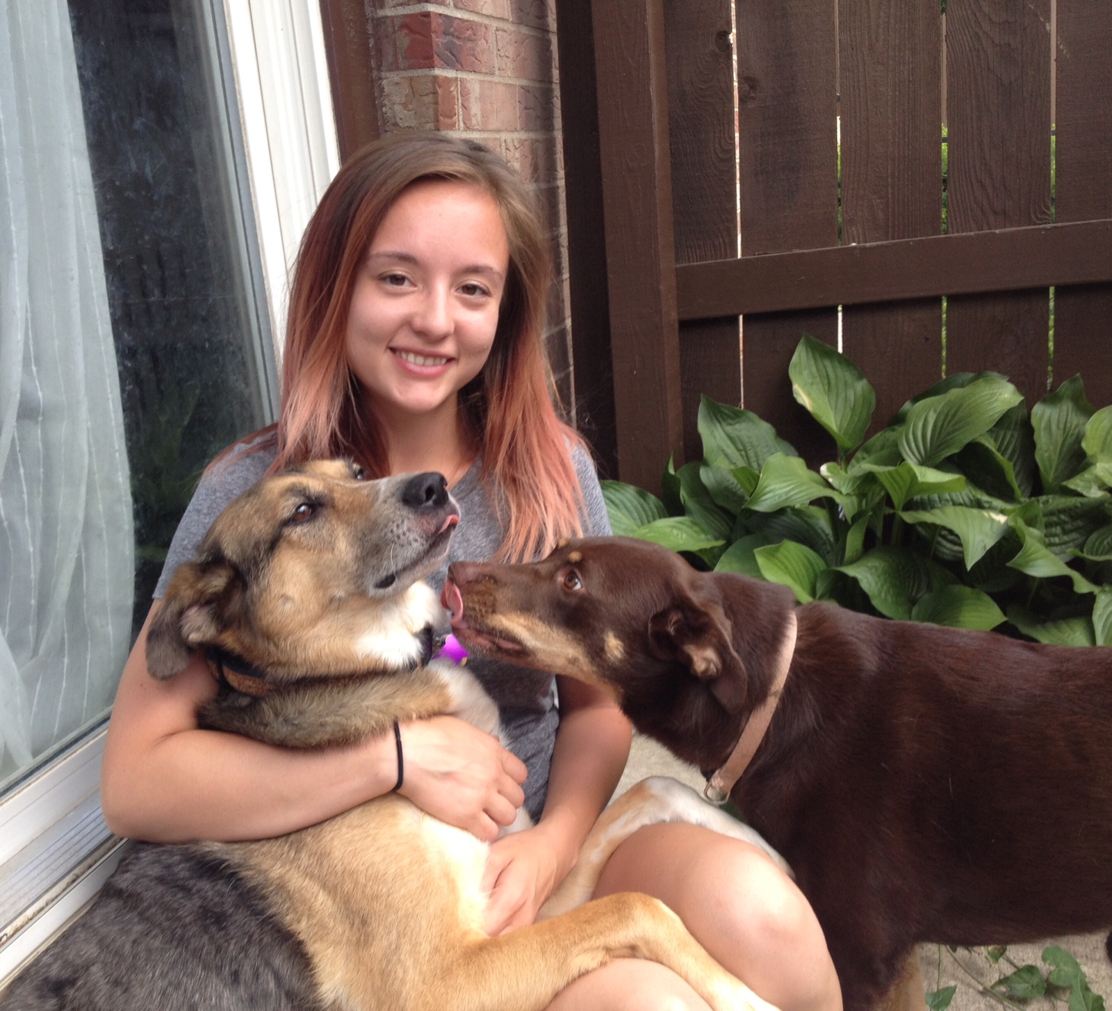 """""""Getting to know each pet and developing a bond with them over time is the best part of my job. It's so rewarding to see such happy animals every day!""""     -Nikki"""