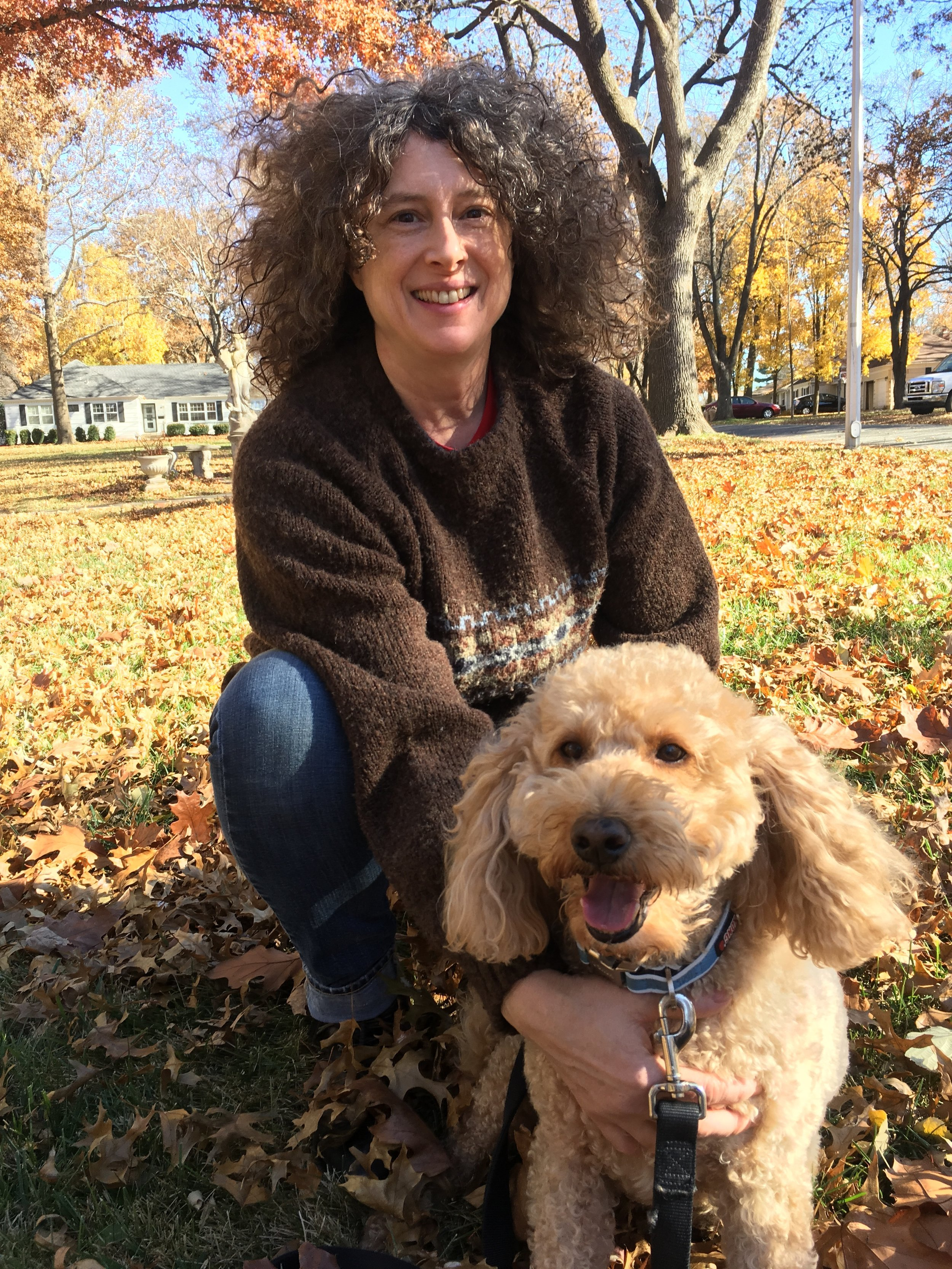 """""""I'm a life-long animal lover and can't remember a time that I didn't have critter family members. Walking dogs is my favorite exercise and I always jump at the chance to pet sit for friends, so a job doing the things I love the most doesn't feel like work!""""    -Tamara"""