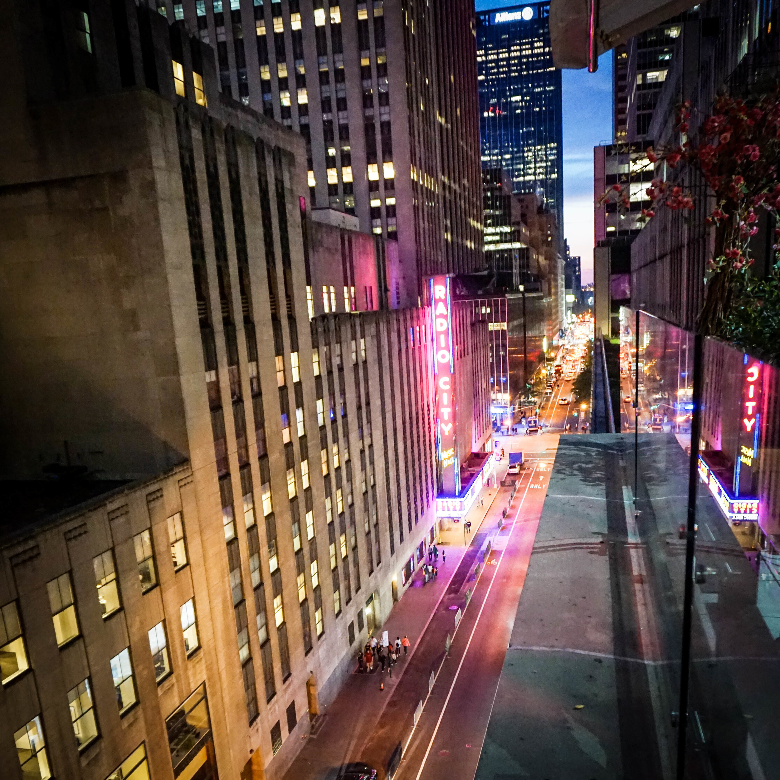 Where Night Meets Day, New York