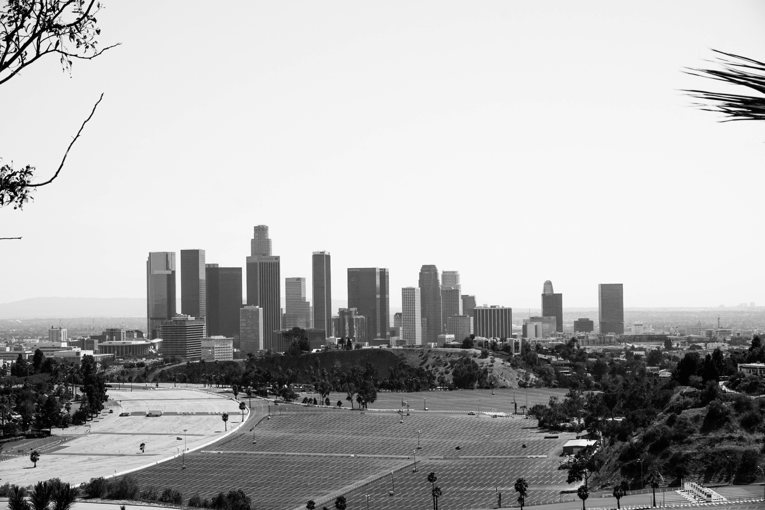 A Different Time, Los Angeles