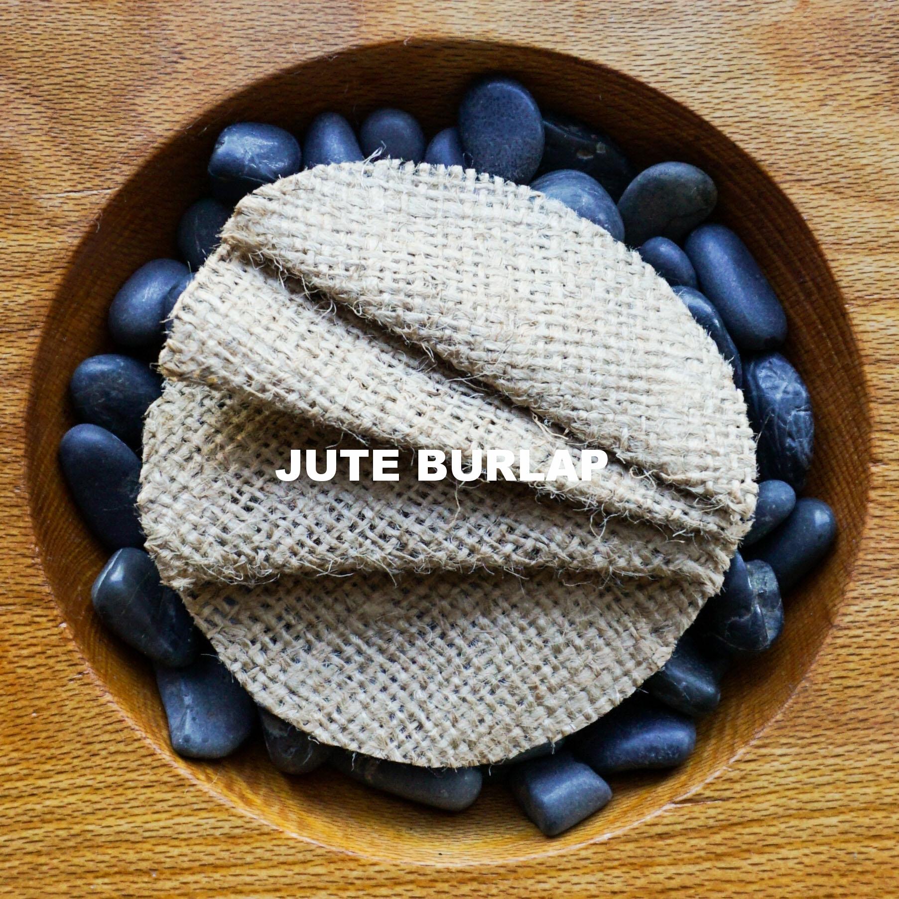 JUTE BURLAP