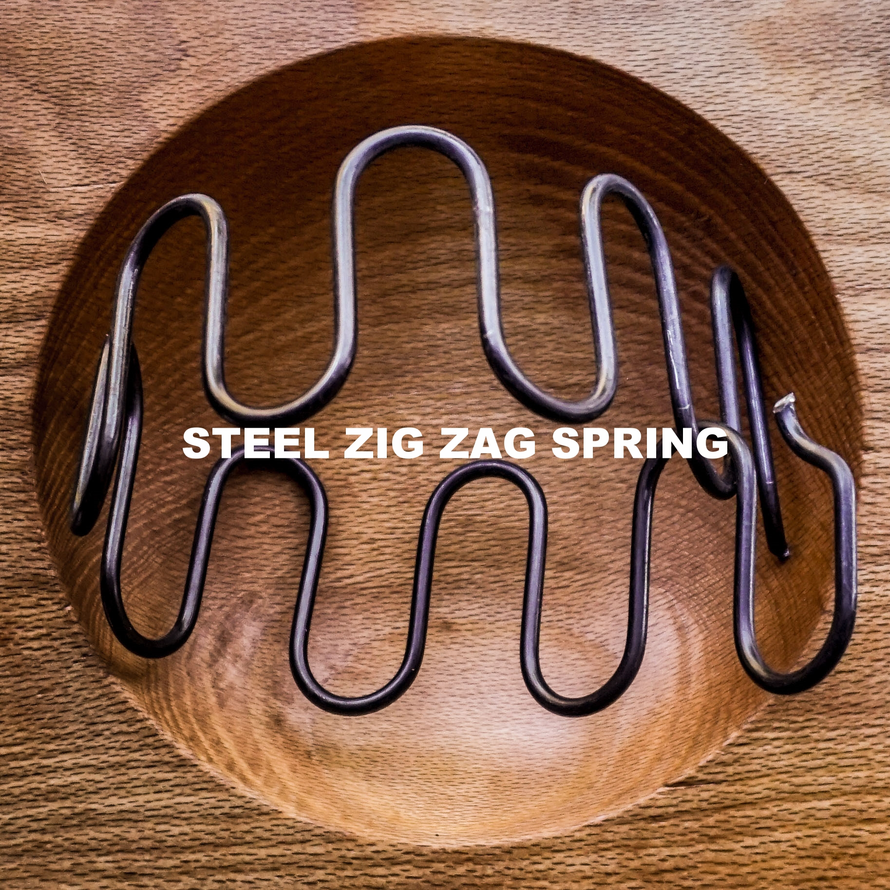 STEEL ZIG ZIG SPRINGS
