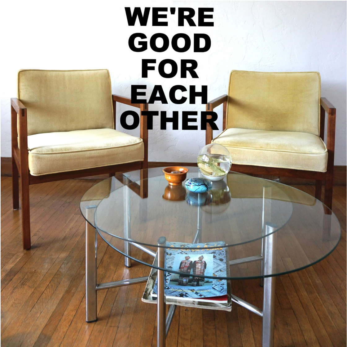 Click through and order Velvet Conversation Chairs in your custom color.