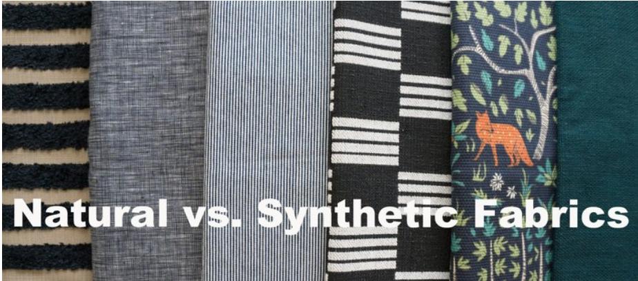 CLICK THROUGH: a natural fiber content makes fabric biodegradable.