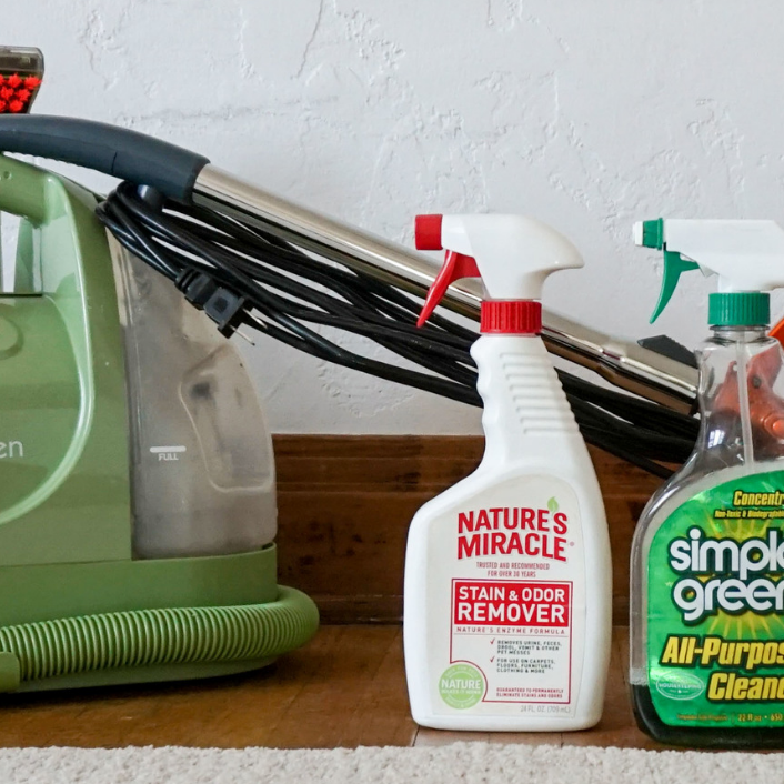 Clean Better More Easily - How I reduce dust and fuming in my own home.