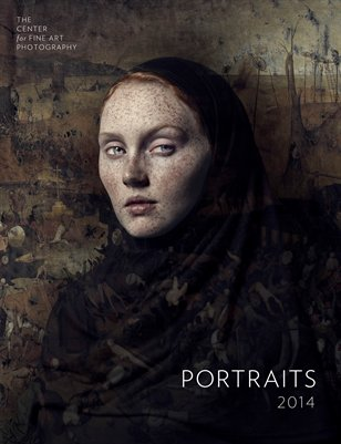 Portraits 2014, Cover, Center for Fine Art Photography, Fort Collins, CO