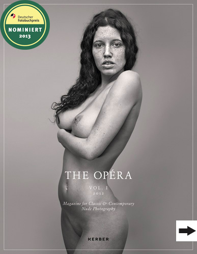 The Opera Magazine, Munich, Germany. Kerber Verlag Publisher, 2012