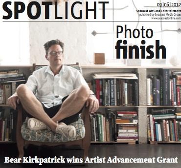 Spotlight Magazine, 6 September 2012