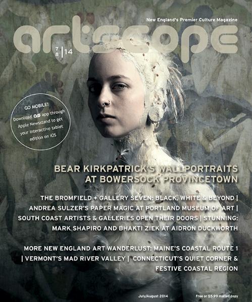Artscope, July/August 2014
