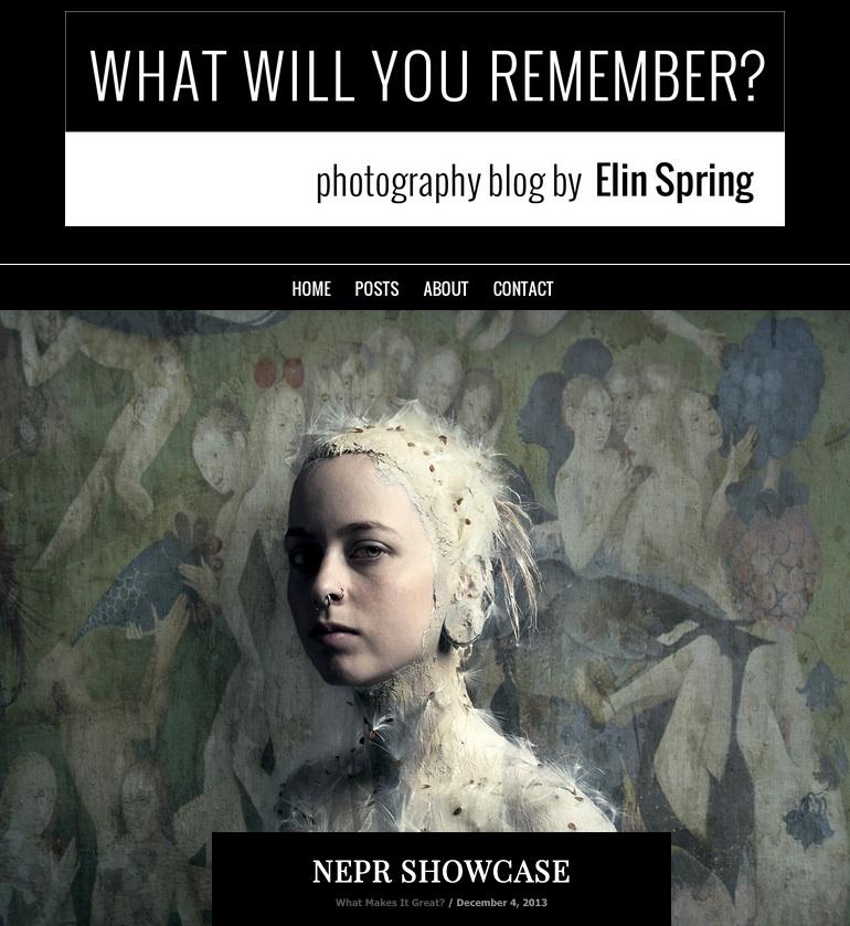 Elin Spring Photography Blog