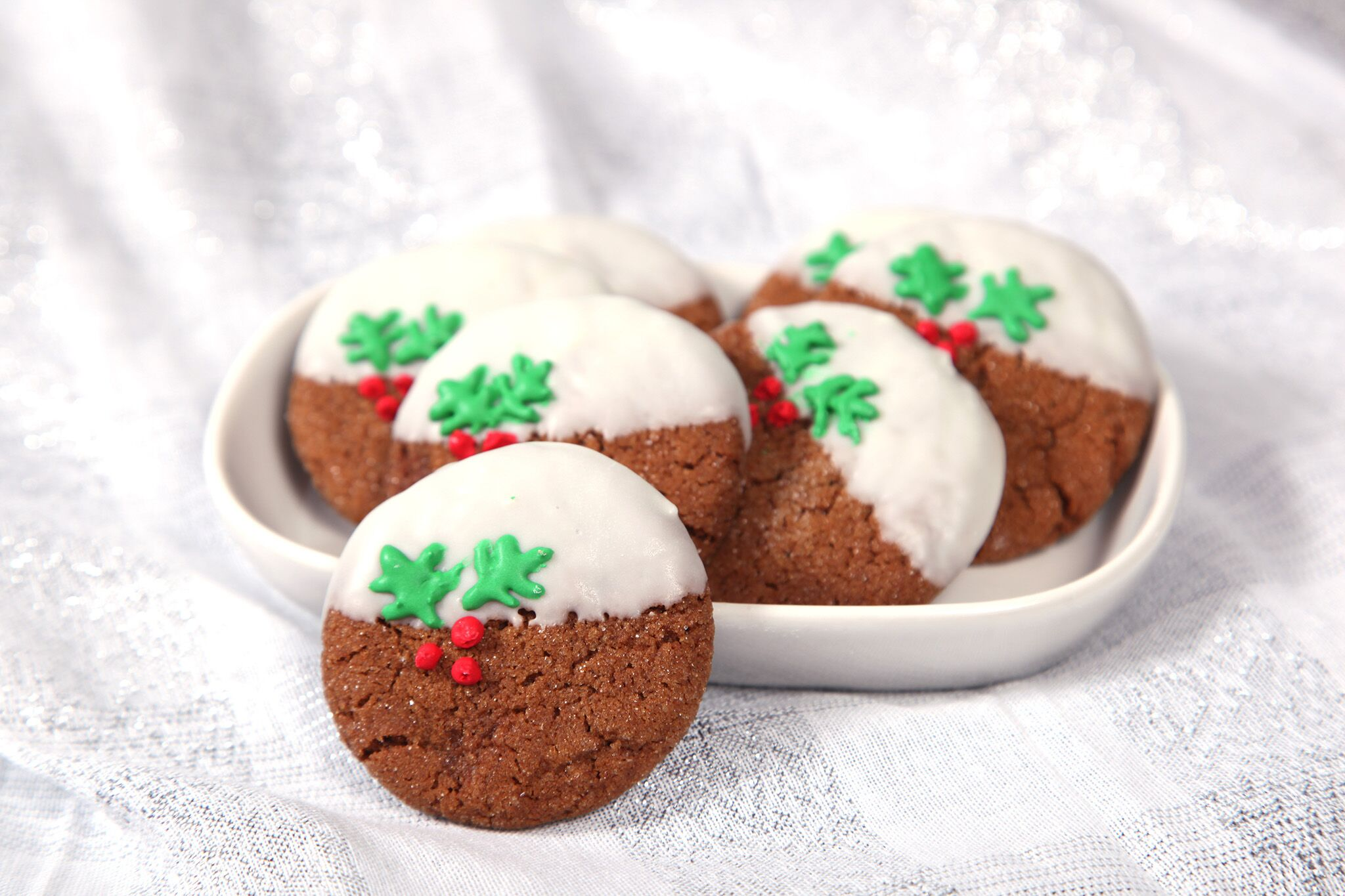 Yuletide Ginger Cookies