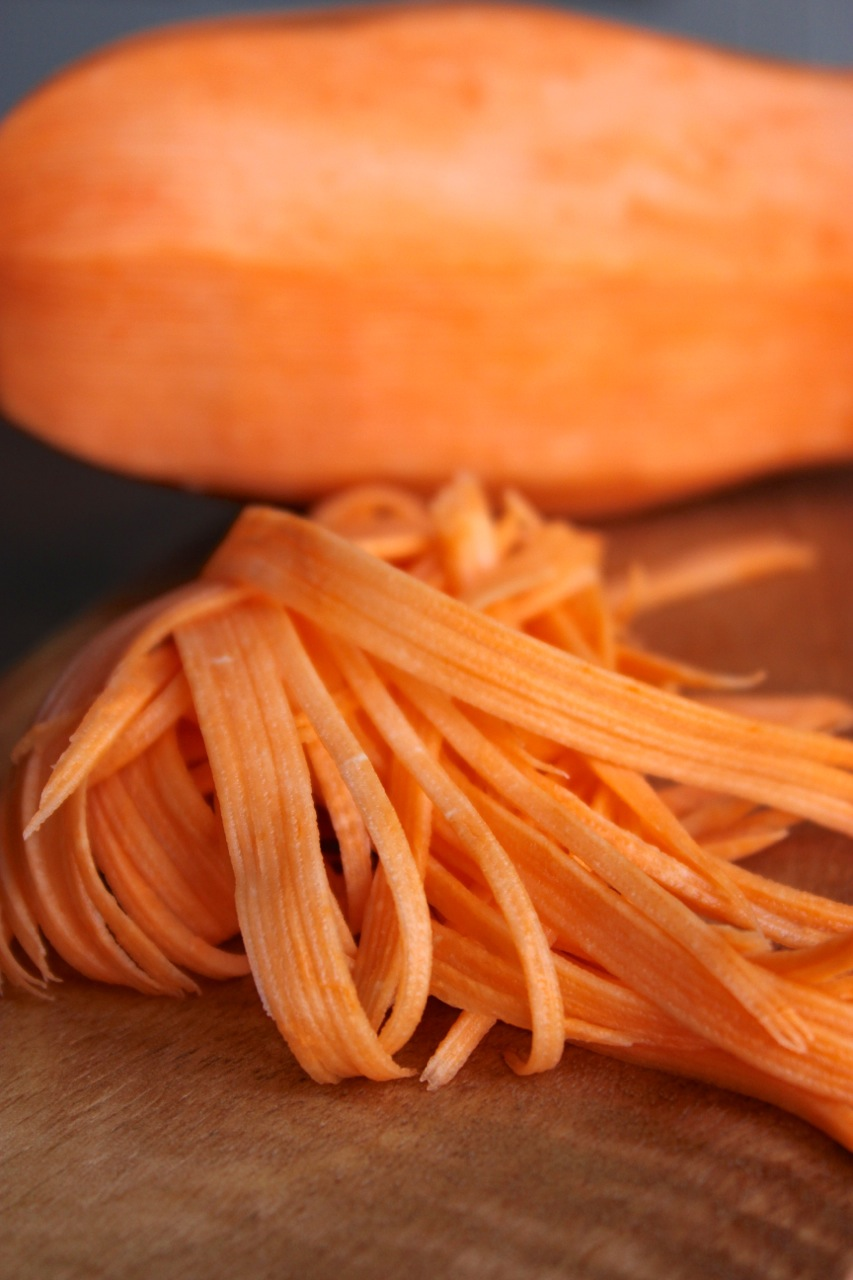 Roasted Sweet Potato Strings | Living Minnaly1.jpg