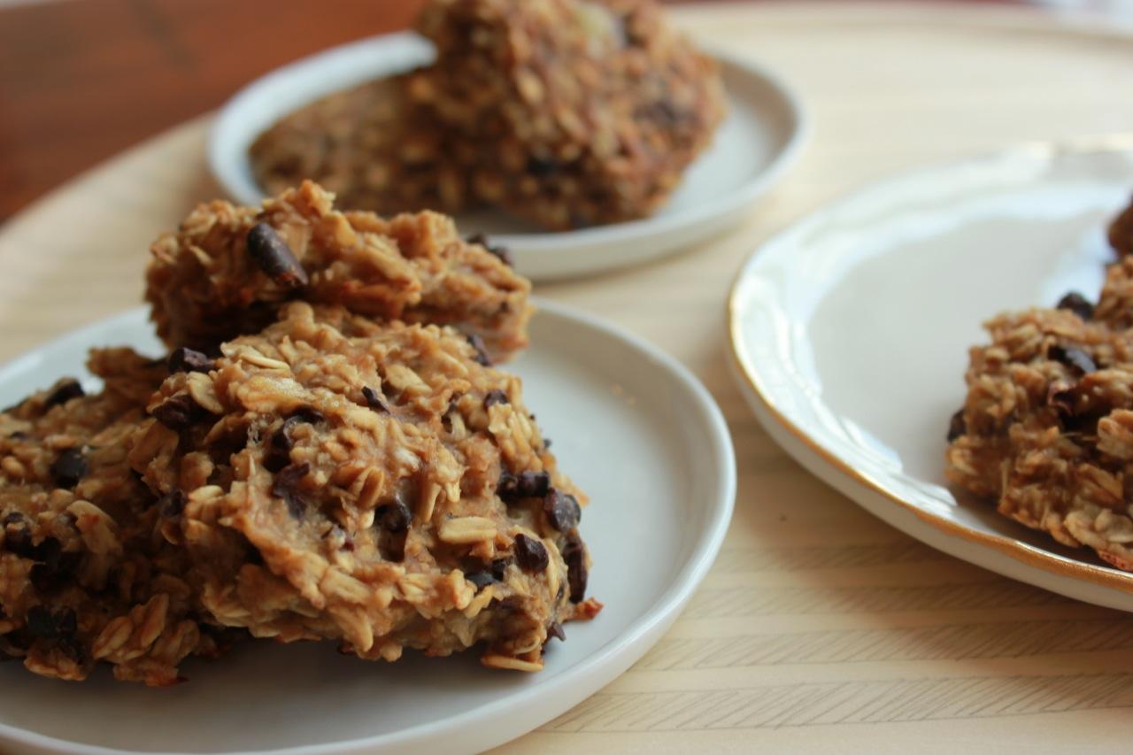 Banana Oat Energy Cookies | Living Minnaly13.jpg