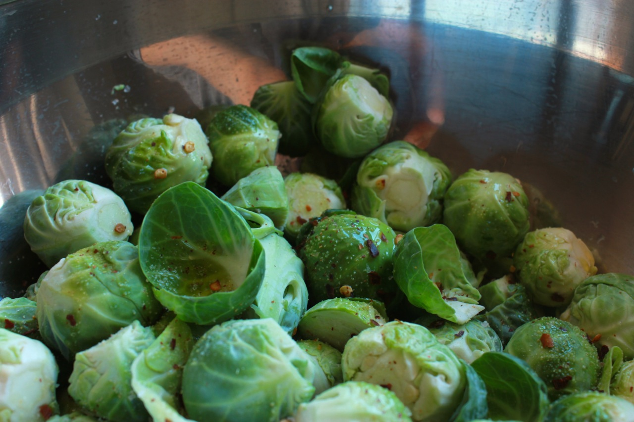 Classic Roasted Brussel Sprouts   Living Minnaly05.jpg
