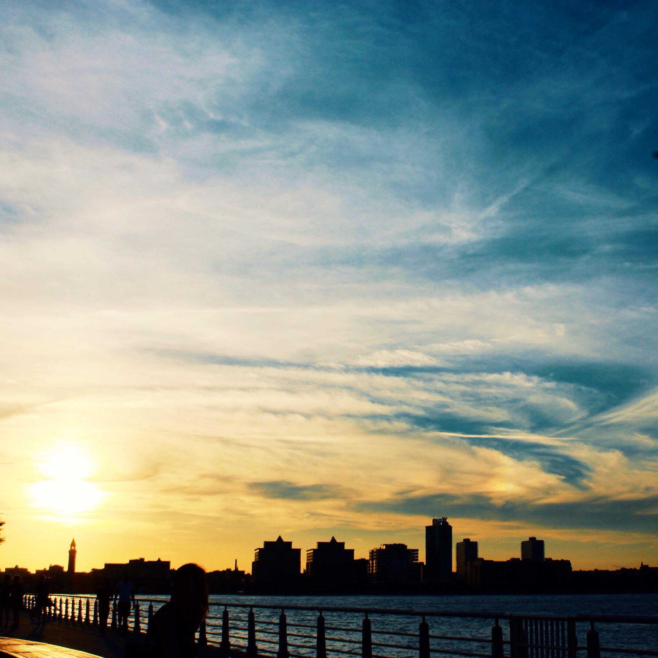 Sunset   Living Minnaly